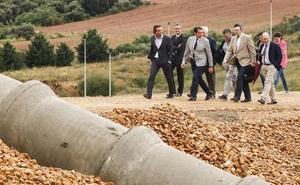El nuevo vaso del CTR de San Román de la Vega garantiza el servicio a la provincia durante los próximos 15 años