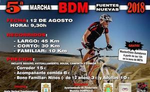 Fuentesnuevas celebra una marcha en bici no competitiva