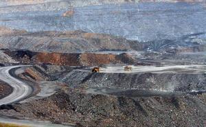 Fabero pide soluciones al Gobierno ante el «inminente» cierre de la Gran Corta