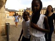 Ponferrada recibe a los niños saharauis del programa 'Vacaciones en paz'