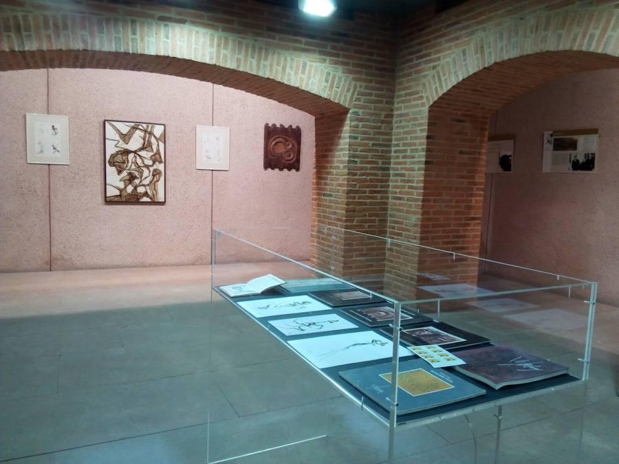 Exposición sobre Andrés Viloria en el Museo del Bierzo