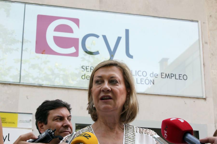 Del Olmo carga contra la «ministra enterradora» del carbón, del diésel y la nuclear