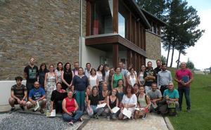 Camponaraya clausura el curso de la ULE sobre plantas aromáticas y medicinales