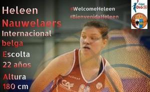 El Pajariel Bembibre incorpora a Heleen Nauwelaers