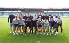 La plantilla de la Deportiva comienza la preparación de la nueva temporada