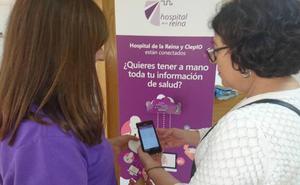 El Hospital de la Reina implanta una app para consultar el historial médico de sus pacientes