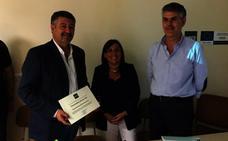 La Uned premia a la Diputación por su promoción del turismo sostenible