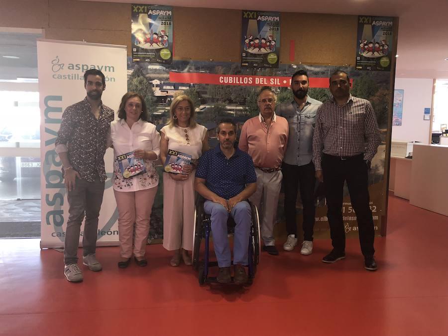 Cubillos del Sil acogerá el XXI Campamento Aspaym de integración 2018
