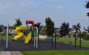 Camponaraya destina 50.000 euros a la renovación de espacios infantiles