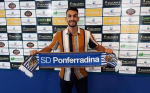 La Ponferradina incorpora al centrocampista sub-23 Joaquín Rodríguez