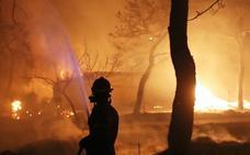 Suárez-Quiñones apela a la responsabilidad y reflexión tras la ola de incendios que vive Grecia