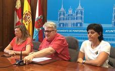 Peñalba espera los resultados de los estudios que den una solución definitiva a los desprendimientos