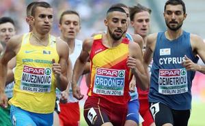 Saúl Ordóñez, a semifinales con mucha solvencia