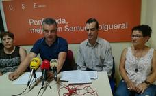 USE arremete contra los cambios en el plan de inversiones para los pueblos de Ponferrada