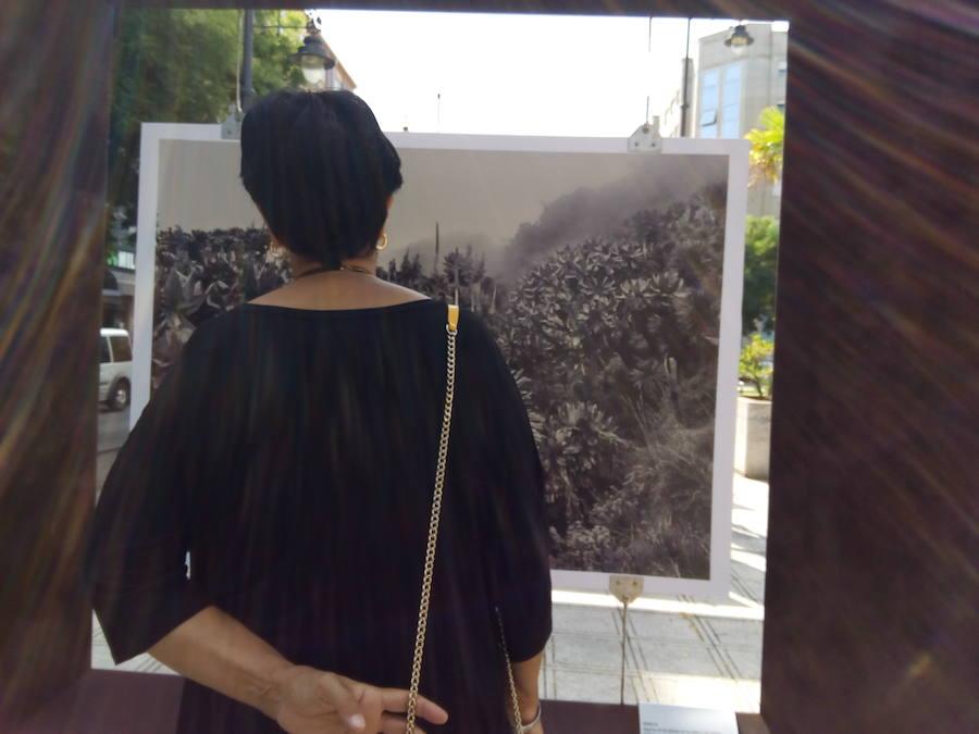 Inauguración de la exposición 'Génesis' de Sebastiâo Salgado en Ponferrada