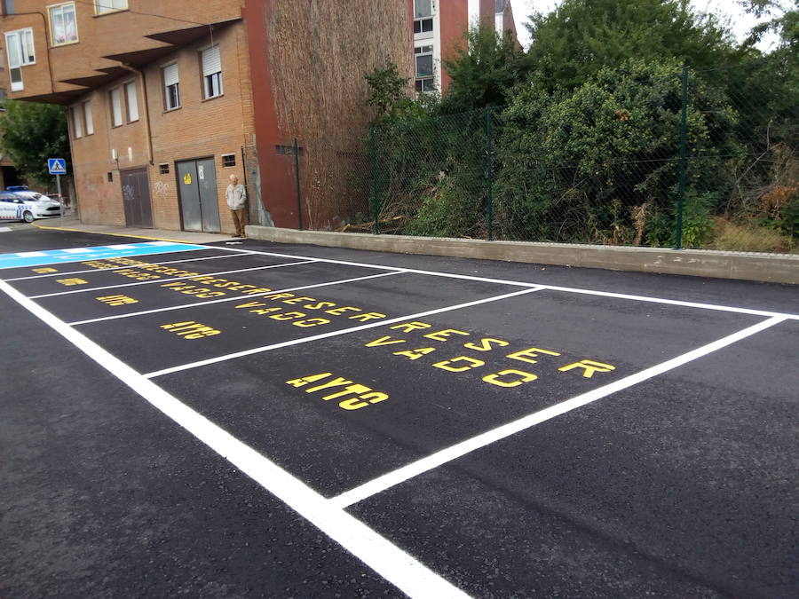 Ponferrada estrena aparcamiento