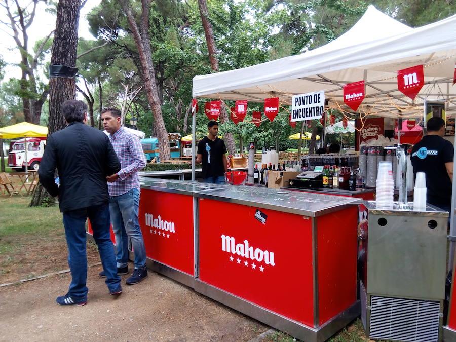 IV Festival Food Trucks Street en el parque del Plantío de Ponferrada