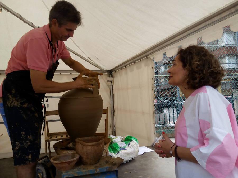 XXXVII Feria de Cerámica de Ponferrada