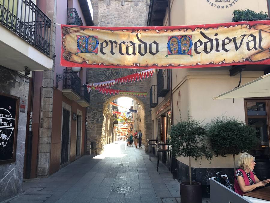 Mercado medieval en la Encina 2018