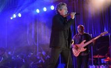 El rock sinfónico de Miguel Ríos conquista Ponferrada
