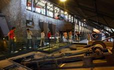 El Museo de la Energía continúa con las 'visitas en familia'
