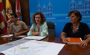 Merayo cree que el ARU de 'La Puebla Norte' pondrá al centro urbano «en el siglo XXI» e impulsará la creación de 750 empleos