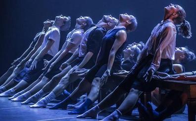 El Bergidum abre el abono de otoño con 'Growing young', danza con coreografías de prestigiosos creadores internacionales