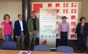 El chino se incorpora a la oferta de idiomas del Campus de Ponferrada