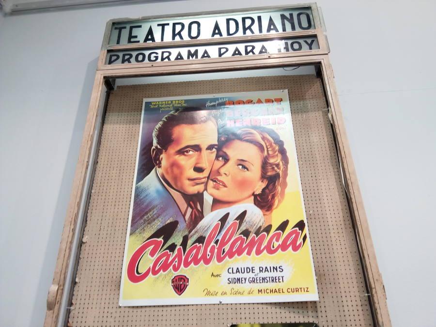 Exposición 'Los Papeles de Adriano' en la Casa de la Cultura de Ponferrada