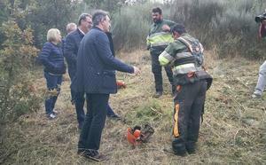 Las brigadas del Plan de Empleo Forestal Local suman 560 acciones en 120 ayuntamientos durante 2018