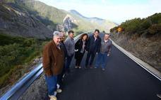 Diputación pide ayuda al Gobierno para solucionar los problemas de acceso a Peñalba de Santiago por el valle del Oza