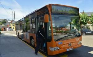 La plantilla del transporte urbano de Ponferrada irá a la huelga por el impago de los salarios de septiembre