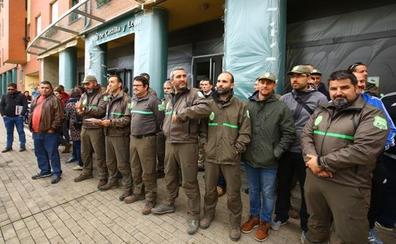 Los agentes ambientales reclaman un refuerzo de los efectivos para «desterrar las anacrónicas patrullas unipersonales»