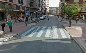 Dos peatones resultan heridos en dos atropellos en las calles Ancha y Sevilla de Ponferrada