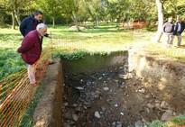 Visita guiada a las excavaciones del proyecto 'Orígenes de la Tebaida' en Compludo