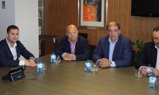 Sepes se compromete ante el PSOE de León a desbloquear Torneros como opción de futuro