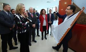 La empresa Sistemas Técnicos del Accesorio y Componentes creará 92 empleos en el Bierzo tras invertir 21 millones