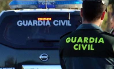 La Guardia Civil investiga a un hombre de 49 años por la muerte de un animal doméstico en Borrenes