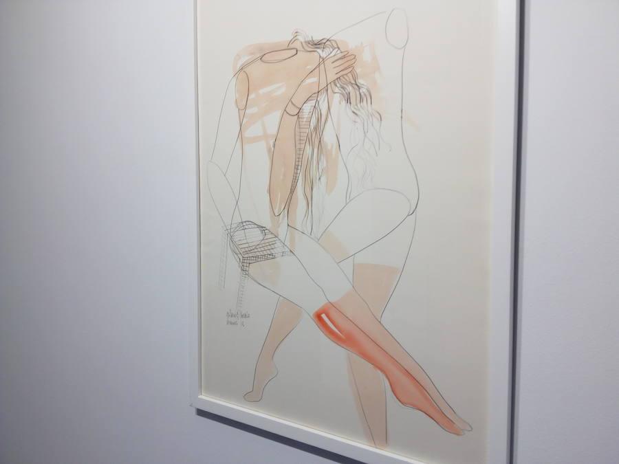 Exposición de Pilar Cossío en el Campus del Bierzo