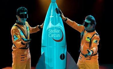 Stellar Circus llega a Ponferrada con 'Gravity'