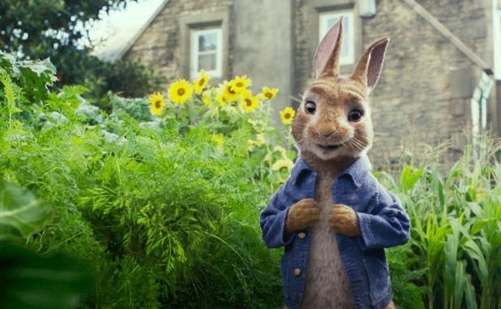 Peter Rabbit./