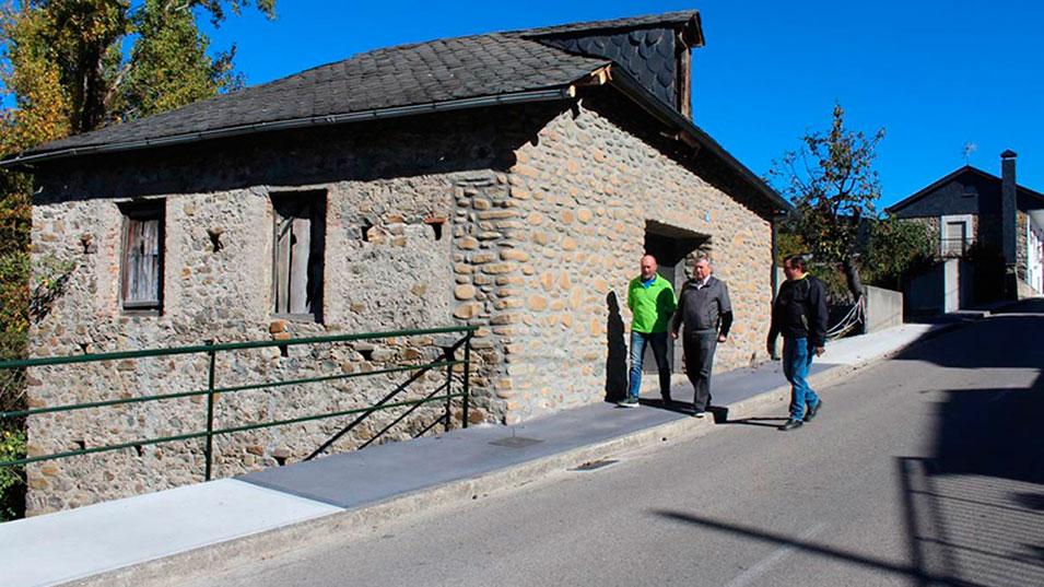 Carracedelo invierte 160.000 euros en la mejora de calles en la localidad de Villadepalos
