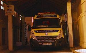 Un fallecido y dos heridos en una salida de vía de un turismo en Cruz del Sil