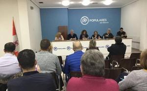 La Junta Local del PP de Ponferrada celebra una reunión informativa