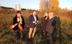 Camponaraya ve más cerca el proyecto de viviendas sociales