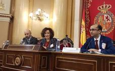 La alcaldesa de Ponferrada propone en el Senado la necesidad de cambiar el sistema de financiación de los municipios