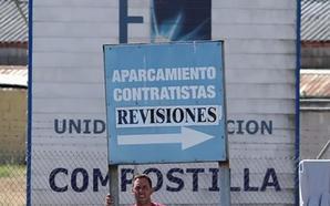 «La térmica se cierra hundiendo aún más en la miseria a esta comarca»