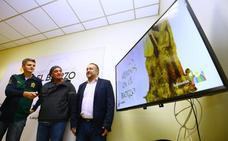La ruta por los 16 árboles tallados del Bierzo protagoniza la campaña del Consejo Comarcal en Intur