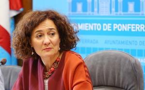 Merayo avanza que las obras de Camino de Santiago no se retrasarán porque se perdería la subvención de la Junta