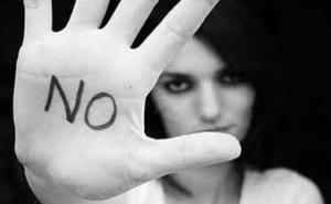 Camponaraya dice «basta ya de violencia contra la mujer»